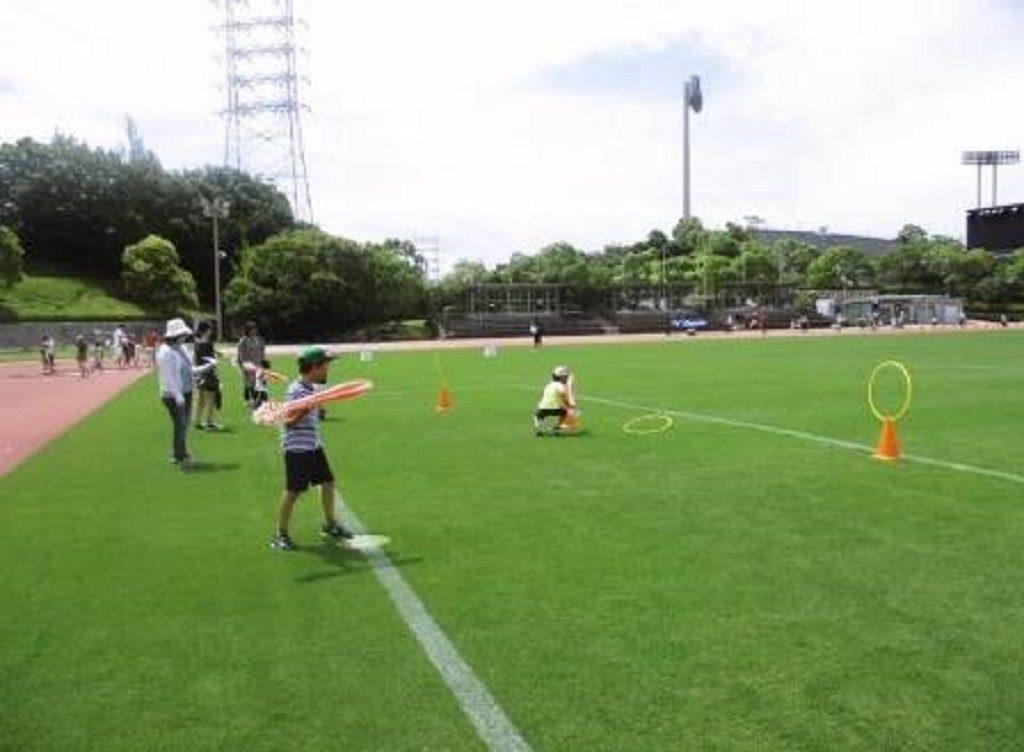 親子でスポーツにチャレンジ!