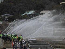 東灘市民放水大会
