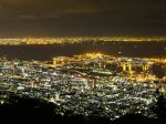 神戸市の夜景