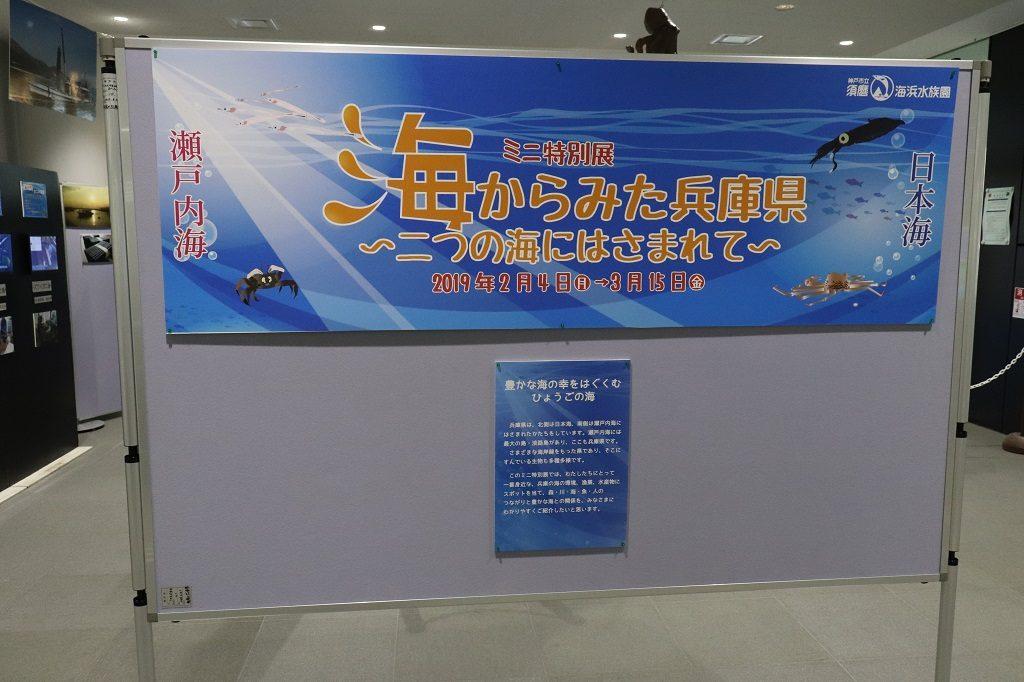 「海からみた兵庫県~二つの海にはさまれて~」