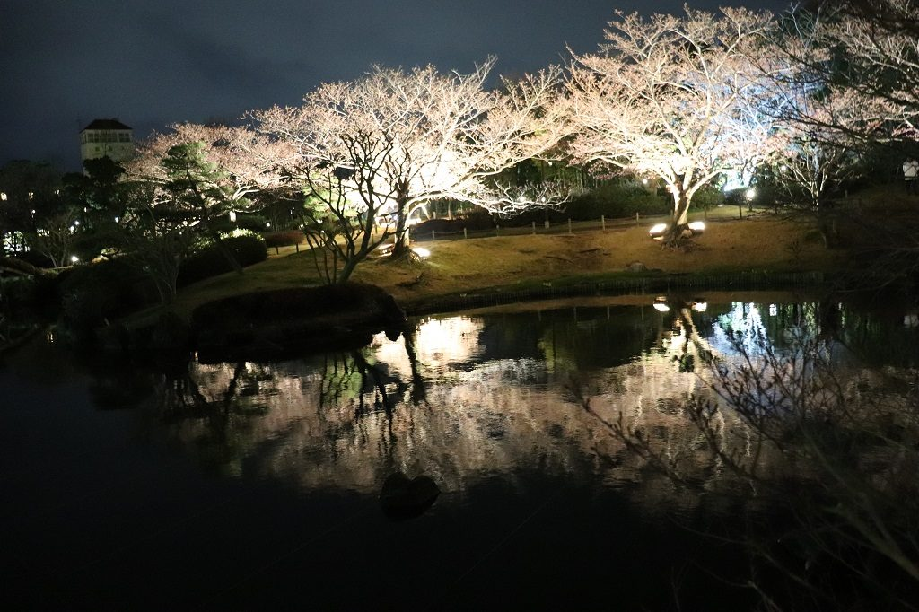 しあわせの村日本庭園