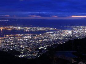 六甲山夜景ガイドツアー