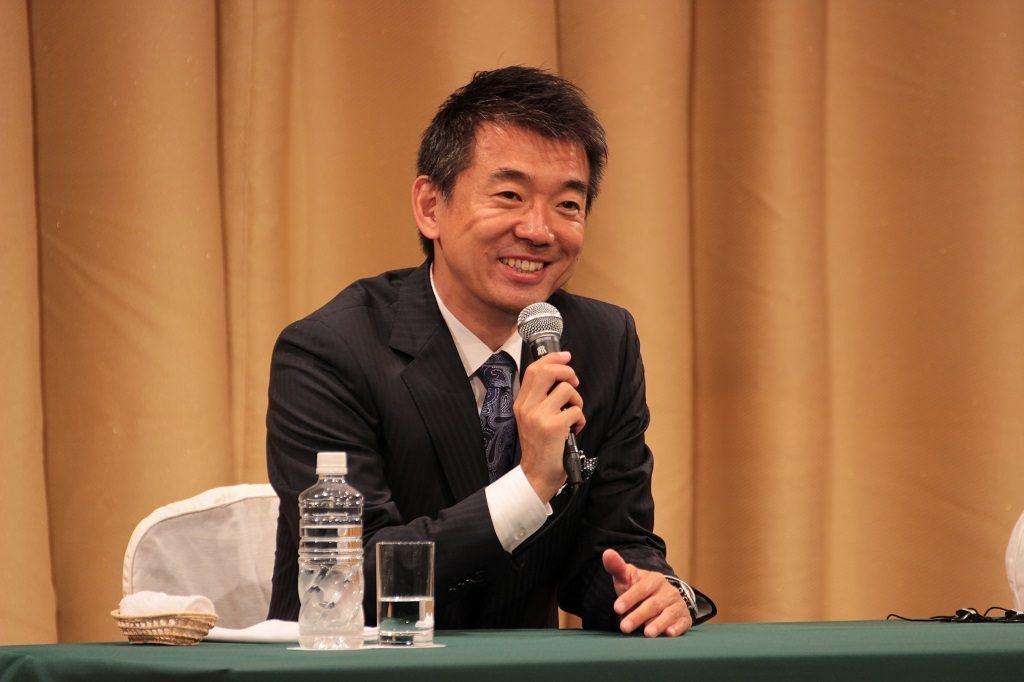 Toru Hashimoto特別講演会in KOBE2019  「自分で限界をつくるな!!~やってみなきゃわからない~」