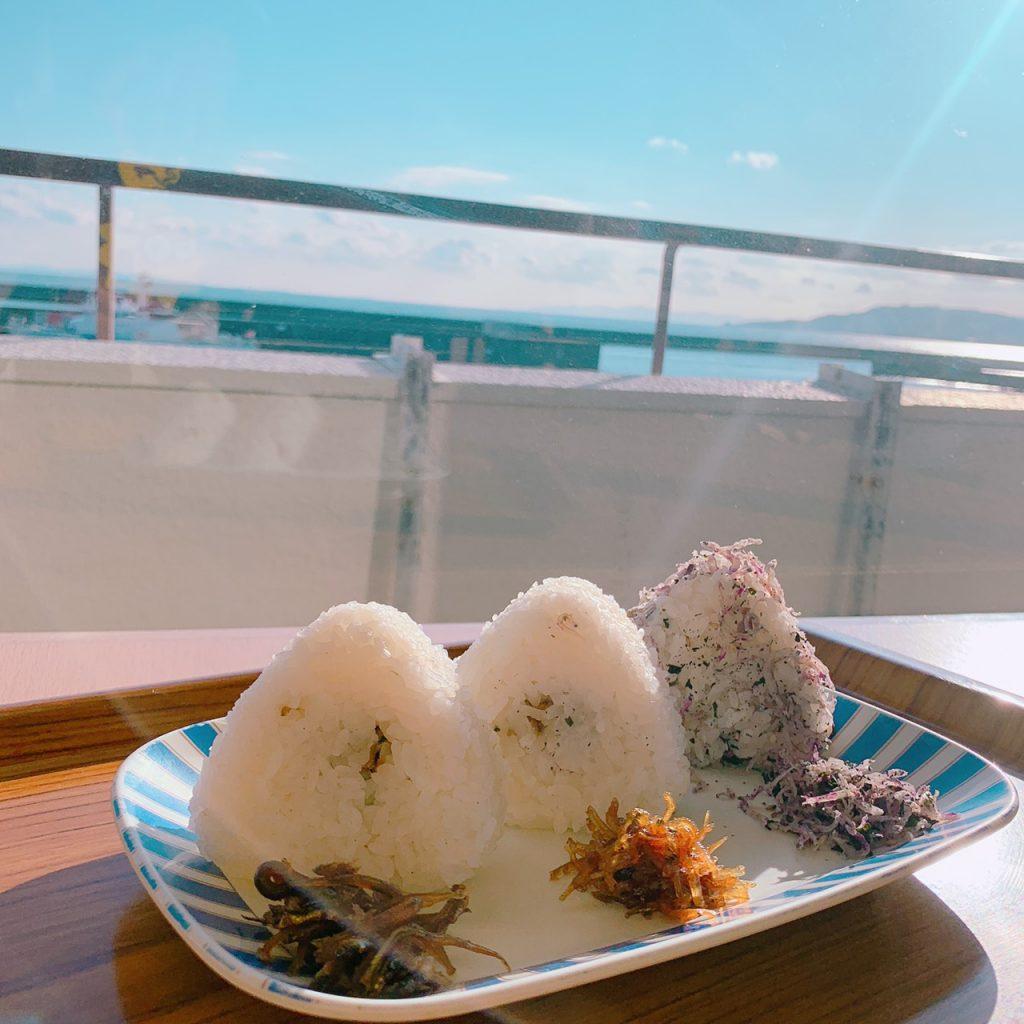 神戸漁師にぎり飯