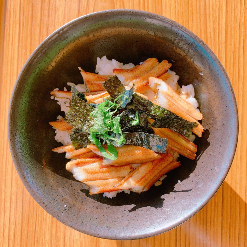 神戸漁師美味たれ天然焼き穴子丼