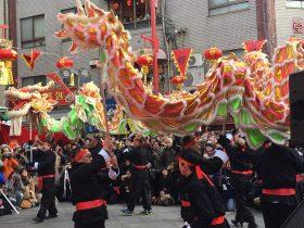 2019南京町春節祭