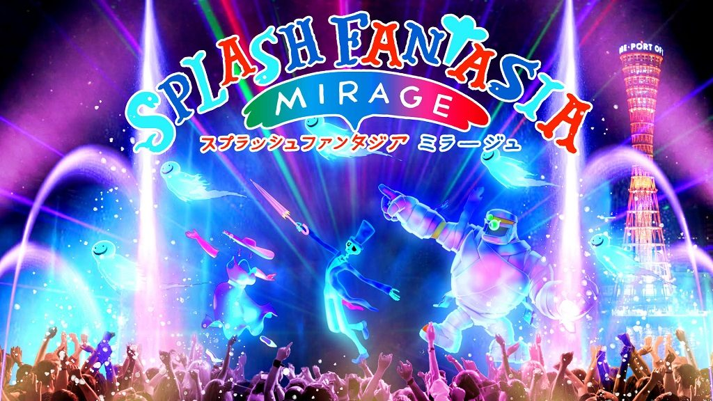 SPLASH FANTASIA MIRAGE