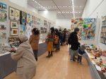 神戸っ子アートフェスティバルが兵庫県立美術館で開催される