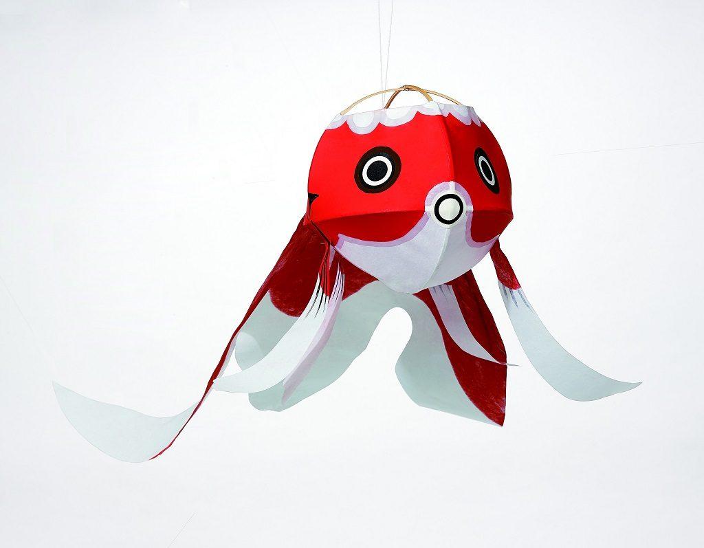 山口県柳井市の伝統民芸品「金魚ちょうちん」